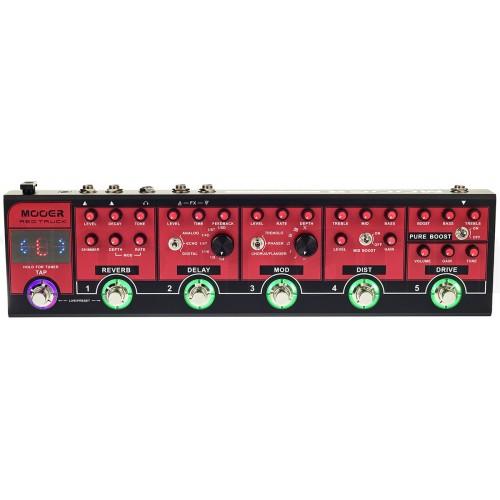 Процессор эффектов MOOER RED TRUCK