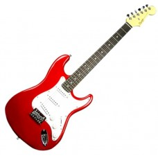 Электрогитара SQUIER by FENDER MM STRAT HT RED