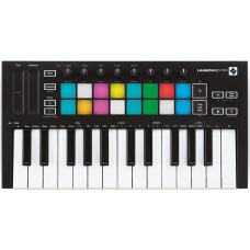 MIDI клавиатура NOVATION LaunchKey Mini MK3