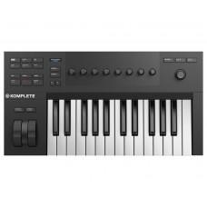MIDI клавиатура Native Instruments Komplete Kontrol A25