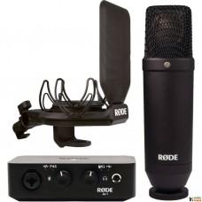 Аудиоинтерфейс RODE NT1 + Ai-1 Interface Bundle