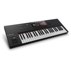 MIDI клавиатура Native Instruments Komplete Kontrol S49 MK2