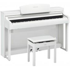 Цифровое пианино Yamaha Clavinova CSP-170W (+блок питания)