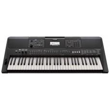 Синтезатор Yamaha PSR-E463 (+блок питания)