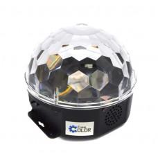 Световой эффект Free Color BALL63 USB LED Crystal Magic Ball