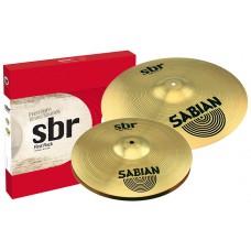 Комплект тарелок SABIAN SBr First Pack