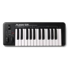 MIDI клавиатура Alesis Q25