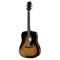 Акустическая гитара EPIPHONE DR 100 VSB