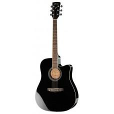 Электроакустическая гитара IBANEZ PF15ECE BK