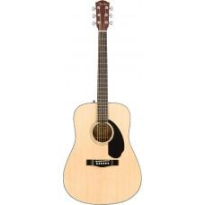 Акустическая гитара FENDER CD-60S NATURAL WN