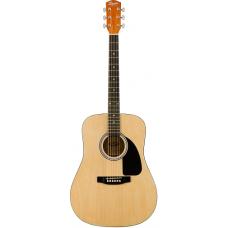 Акустическая гитара SQUIER by FENDER SA-150 DREADNOUGHT NAT