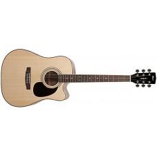 Электроакустическая гитара Cort AD880CE (NS)