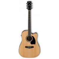 Электроакустическая гитара Ibanez PF15ECE NT
