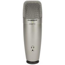 Микрофон универсальный SAMSON C01U Pro