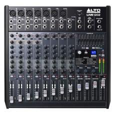 Микшерный пульт аналоговый Alto Professional LIVE1202