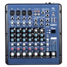 Микшерный пульт аналоговый Hl Audio SMR8