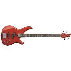 Бас гитара YAMAHA TRBX-204 (Bright Red Metallic)