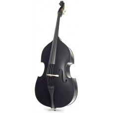 Контрабас STENTOR 1950LCBK Harlequin Rockabilly Double Bass 3/4 (Black)
