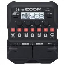 Процессор эффектов Zoom G1 FOUR