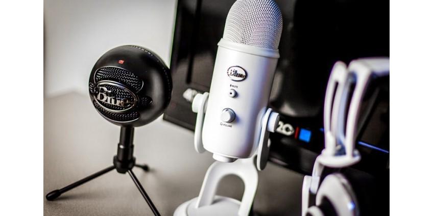 Новое поступление микрофонов Blue Microphones 2019