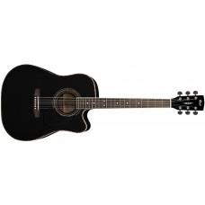 Электроакустическая гитара CORT AD880CE (BK)