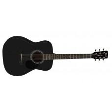 Электроакустическая гитара CORT AF510E (BKS)