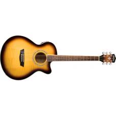 Электроакустическая гитара Washburn EA15ATB