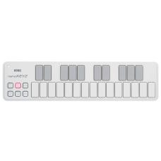 MIDI клавиатура KORG NANOKEY 2 WH MIDI
