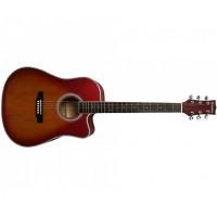 Акустическая гитара PARKSONS JB4111C (Sunburst)