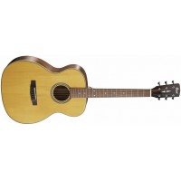 Акустическая гитара CORT L 100 C (NS)