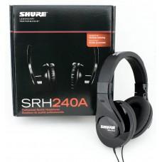 Наушники SHURE SRH240A-E