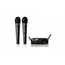 Радиосистема AKG WMS40 Mini2 Vocal Set BD US45A/C EU/US/UK
