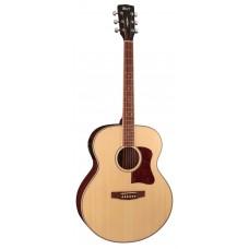 Электроакустическая гитара CORT CJ-MEDX (Natural Glossy)