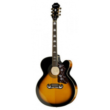 Электроакустическая гитара Epiphone HUMMINGBIRD PRO FCB