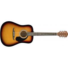Акустическая гитара FENDER FA-125 WN DREADNOUGHT ACOUSTIC SUNBURST