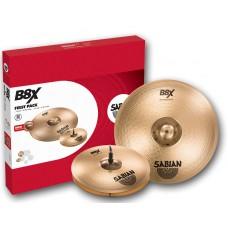 Комплект тарелок SABIAN 45011X B8X First Pack (14)