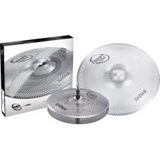 Комплект тарелок SABIAN QTPC501 Quiet Tone Practice Cymbals Set