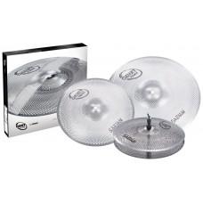 Комплект тарелок SABIAN QTPC502 Quiet Tone Practice Cymbals Set