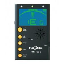 Гитарный тюнер/метроном FZONE FMT601 Black