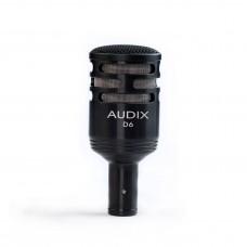 Инструментальный микрофон AUDIX D6