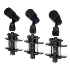 Инструментальный микрофон Beyerdynamic TG D35d Triple Set