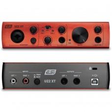 Аудиоинтерфейс ESI U22 XT