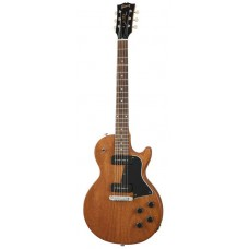 Электрогитара GIBSON LES PAUL SPECIAL TRIBUTE P-90 NATURAL WALNUT SATIN