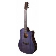 Электроакустическая гитара Tyma D-3C NP