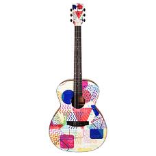 Электроакустическая гитара Tyma V-3 Popular