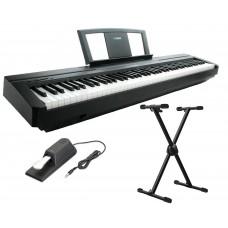 Сценическое цифровое пианино Yamaha P-45 (+блок питания)