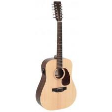Электроакустическая гитара Sigma DM12E