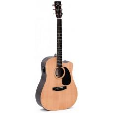 Электроакустическая гитара Sigma DTCE