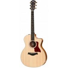Электроакустическая гитара TAYLOR GUITARS 214ce DLX