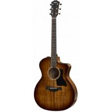 Электроакустическая гитара TAYLOR GUITARS 224CE-K DLX